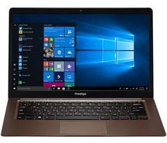 "Prestigio SmartBook 141 C3 Brown (Rudas) | 14.1"", Intel Atom® x5-Z8350, 2GB RAM, 64GB SSD, Win10 Home"