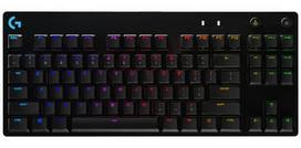Logitech G PRO Mechanical Gaming Keyboard - BLACK (Juoda)