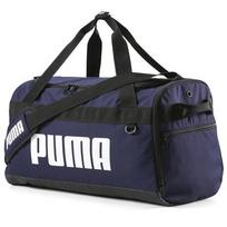 Krepšys Puma Challenger Duffel Bag S tamsiai mėlynas 076620 02