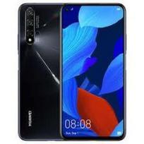 Huawei Nova 5T Dual 128GB Black (Juodas)
