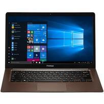 "Prestigio SmartBook 141 C3 Brown (Rudas) | 14.1"", Intel Atom x5-Z8350, 4GB RAM, 64GB SSD, Win10 Home"