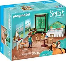 PLAYMOBIL Lucky's miegamasis, 9476