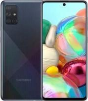 Samsung Galaxy A71 128GB Black (Juodas)