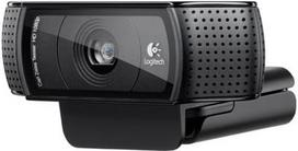 Logitech HD Webcam C920 BLACK