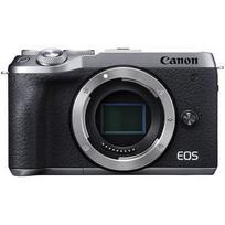 Canon EOS M6 Mark II Body Silver (Sidabrinis)