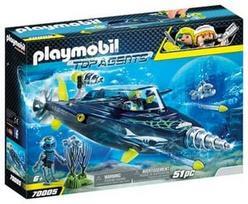 Playmobil Topagents Laivas 70005