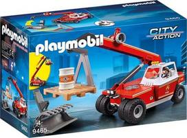 Playmobil Fire Crane 9465