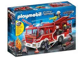 Playmobil Firefighters rescue vehicle 9464