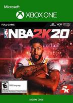 NBA 2K20 XBOX ONE raktas