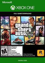 Grand Theft Auto V XBOX ONE raktas