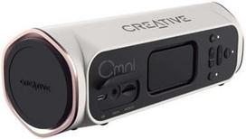 Creative Omni Portable White (Balta)