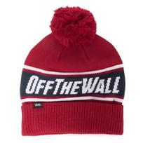 Kepurė VANS - Off The Wall Po VN0A2YR7TN31 Biking Red