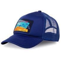 Kepurė su snapeliu NAPAPIJRI - Forbes NP0A4E3YB Ultramarine Blu B41