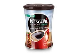 Tirpioji kava NESCAFE (STRONG), 250 g