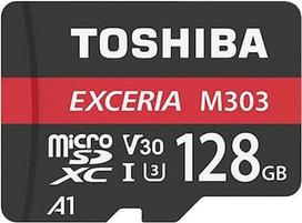 Toshiba M303 128GB micro SD UHS-I U3