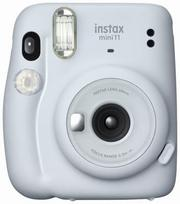 Fujifilm instax Mini 11 Ice White (Baltas)