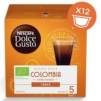 Nescafe Dolce Gusto Lungo Colombia, 12 vnt, 84 g