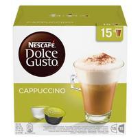 Nescafe Dolce Gusto Cappuccino, 15×15 vnt.