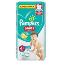 Sauskelnės Pampers Pants Jumbo Pack 4+ dydis, 50vnt.