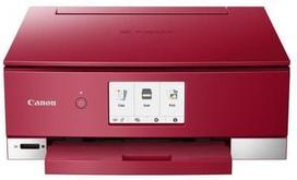 Canon Pixma TS8252 Red (Raudonas)