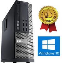 Dell Optiplex 7010 SFF i5-3570 8GB 240GB SSD DVDRW Windows 10