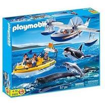Playmobil Banginiai - banginių stebėjimo rinkinys 5920