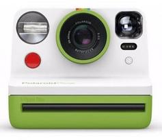 Polaroid Now Green (Žalias)