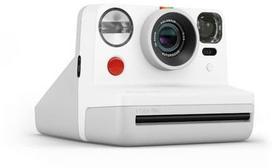 Polaroid Now White (Baltas)