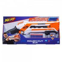 Hasbro Nerf N-Strike Elite Rough Cut 2x4 Blaster A1691