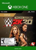 WWE 2K20 (Deluxe Edition) (Xbox One) Xbox Live Key EUROPE