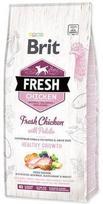 Brit Puppy Fresh Chicken With Potato Healthy Growth 12 kg