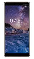 Nokia 7 Plus Dual 64GB Black/Copper (Juodas/Rudas)