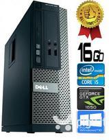 Dell Optiplex 390 i5-2400 16GB 500GB GTX1650 4GB DVDRW Windows 10 Professional