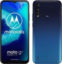 Motorola Moto G8 Power Lite Dual  XT2055-1 64GB Royal Blue (Mėlynas)