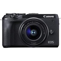 Canon EOS M6 Mark II + 15-45 IS STM (Black)