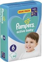 Pampers Active Baby Maxi Pack S6 44