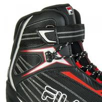 Viper CF black/red/F15 size 42