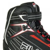 Viper CF black/red/F15 size 39
