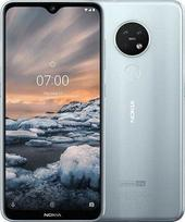 Nokia 7.2 Dual 128GB Ice White (Baltas)