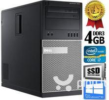 Dell Optiplex 7010 Intel Core i7-3770 4GB 120GB SSD Windows 10 Professional