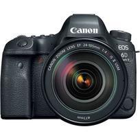 Canon EOS 6D Mark II EF 24-105mm f/4L IS II USM