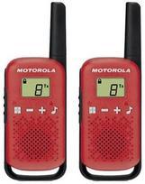 Motorola T42 Red (Raudonos)
