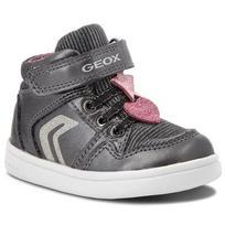 Laisvalaikio batai GEOX - B Djrock G. A B841WA 0NFEW C9002 M Dk Grey