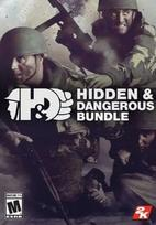 Hidden & Dangerous Bundle Steam Key GLOBAL