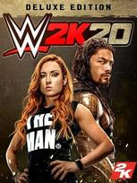 WWE 2K20 (Deluxe Edition) Steam Key EUROPE