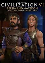 Sid Meier's Civilization VI - Persia and Macedon Civilization & Scenario Pack (DLC) Steam Key GLOBAL