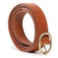 Moteriškas Diržas WRANGLER - Extra Layer Belt W0D9U1X81 Cognac