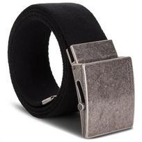 Vyriškas Diržas CALVIN KLEIN JEANS - J Military Belt 3,5 Cm K50K504327 001