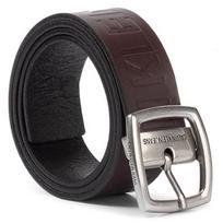 Vyriškas Diržas CALVIN KLEIN JEANS - J Adjustable Leather Belt K50K505335 BAP