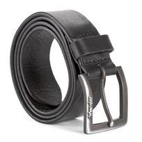 Vyriškas Diržas WRANGLER - Kabel Buckle W00108100 85 Black